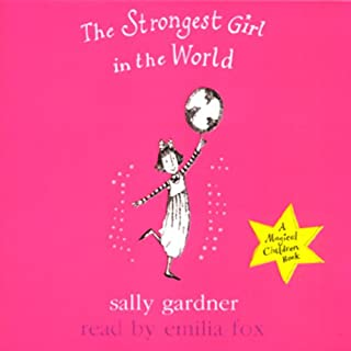The Strongest Girl in the World Titelbild