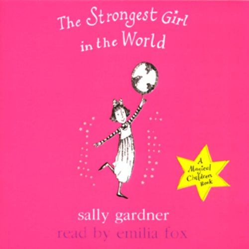 The Strongest Girl in the World audiobook cover art