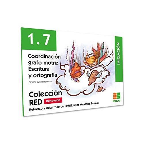 1, 7 COORDINACIÓN GRAFO-MOTRIZ, ESCRITURA Y.. (Refuerzo y Desarrollo de