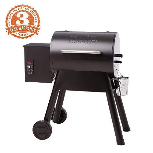 Traeger Grills Bronson 20 Pellet Grill - Black (10526)