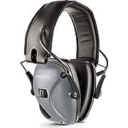 Elektronischer Schieß-Ohrenschützer, Awesafe GF01 Lärmminderung Klangverstärkung Elektronischer Gehörschutz, Gehörschutz, NRR 22 dB, Ideal zum Schießen und Jagen