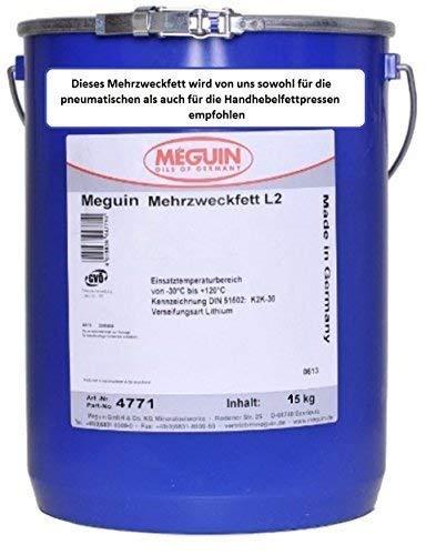 Preisvergleich Produktbild Meguin Mehrzweckfett L2 15 kg