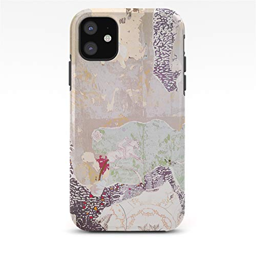Phone Case Compatible with iPhone - iPhone 11 - Tough Case - 274. Anthropologie, New York by Julie