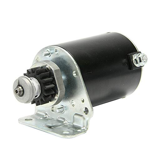 Starter Motor Replaces 1972-2002 7HP-18HP Engines with OE Part # 390838 391423 392749 394805 491766 497594 497595 693054 Starter Replacement
