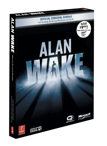 Alan Wake Collector's Edition Bundle