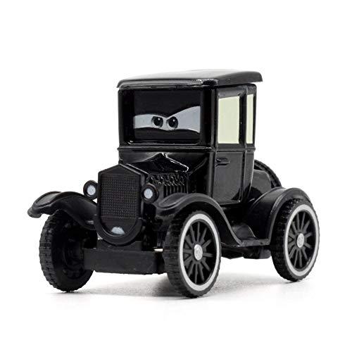 feiren Pixar Cars 3 Toys Fillmore LIGHTNING McQUEEN 1:55 Diecast Metal Alloy Toy Model For Boys (Color : 12)