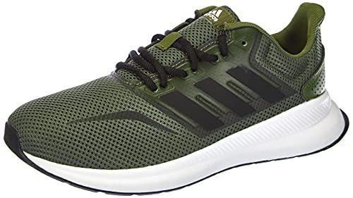 adidas RUNFALCON K, Zapatillas de Running, CAQPUR/NEGBÁS/FTWBLA, 36 EU