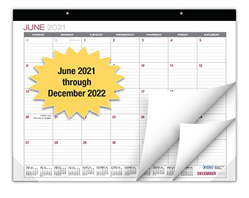 Professional Desk Calendar 2021-...