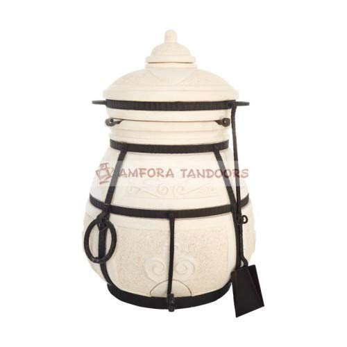 Amphora Tandoors Skif Oven Tandoor Тандыр Tandoori Tandir Tanur Tandyr Tandur Grill Feinschmecker Ofen BBQ Barbecue Mangal