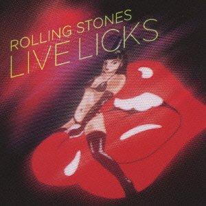 Live Licks [Ltd.Shm-CD]