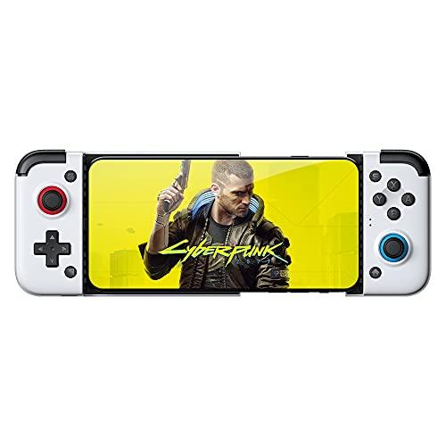 GameSir X2 Controle de jogos móvel tipo C, controle de jogos para Android, controle de jogos plug and play, suporta jogos na nuvem, MC5, Implosion e mais porta USB tipo C