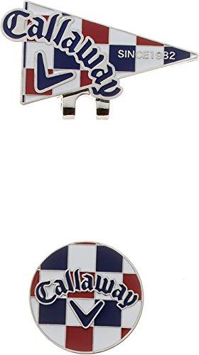 Callaway(キャロウェイ) Flag フラッグ グリーンマーカー 16 JM ネイビー/レッド 5916123