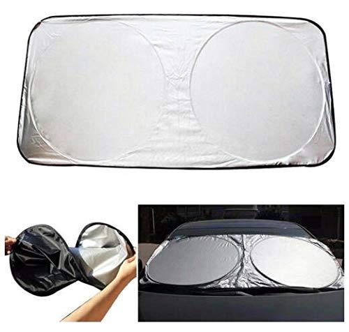 79QJ3Y Item Title: Protection solaire été pour voiture - Parasol avant - Parasol avant - Parasol avant - Le pare-brise - Le plis de Merkmal pour Mercedes Benz
