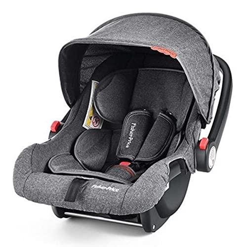 Cadeira para Auto Bebê Conforto Fisher-Price Nano 0-13Kg Preto - BB652