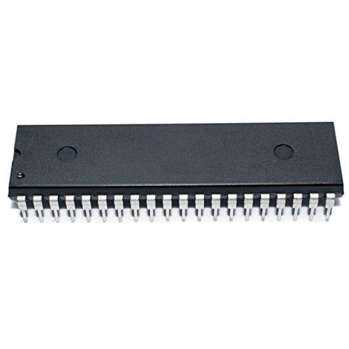 ATMEGA16-16PU AVR microcontroller EEPROM: 512B SRAM: 1kB Flash: 16kB DIP40 MICRO