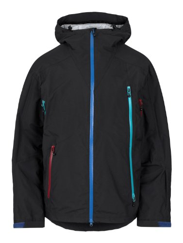 Bench Herren Funktionsjacke TECH TAURUS, black, S