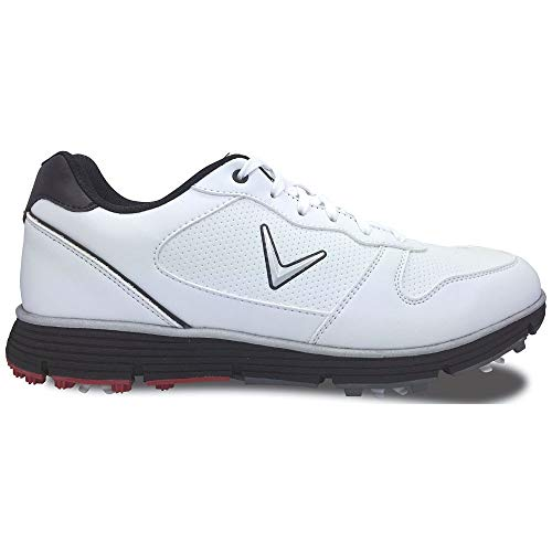 Callaway Golf- Seaside TR Shoes White/Black Size 11.5 Wide