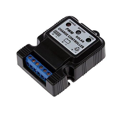 6V/12v 10A Selbstschalter Batterie Controller, Solarregler Laderegler Ladegerät