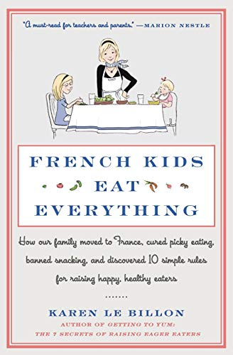 French Kids Eat Everything: