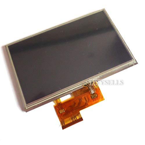 DYYSELLS #17 5.0 CHU+xian-39 Pantalla LCD de 5,0 Pulgadas + digitalizador táctil para Garmin 59 05A12 010-5021H