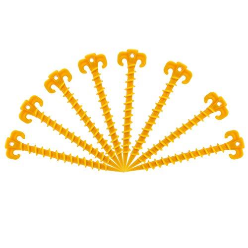 Tzt Schraubhering Zeltheringe Heringe 20 cm 8 Stück