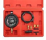 ATPEAM Vacuum and Fuel Pump Tester Gauge Kit, Fuel Pump Pressure & Vacuum, Carburetor Intake Manifold, & Vacuum Test