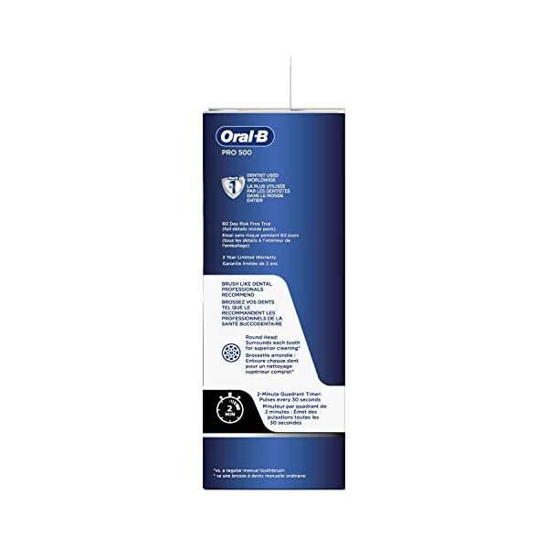 Oral B Pro 500 Gum Care Electric Toothbrush