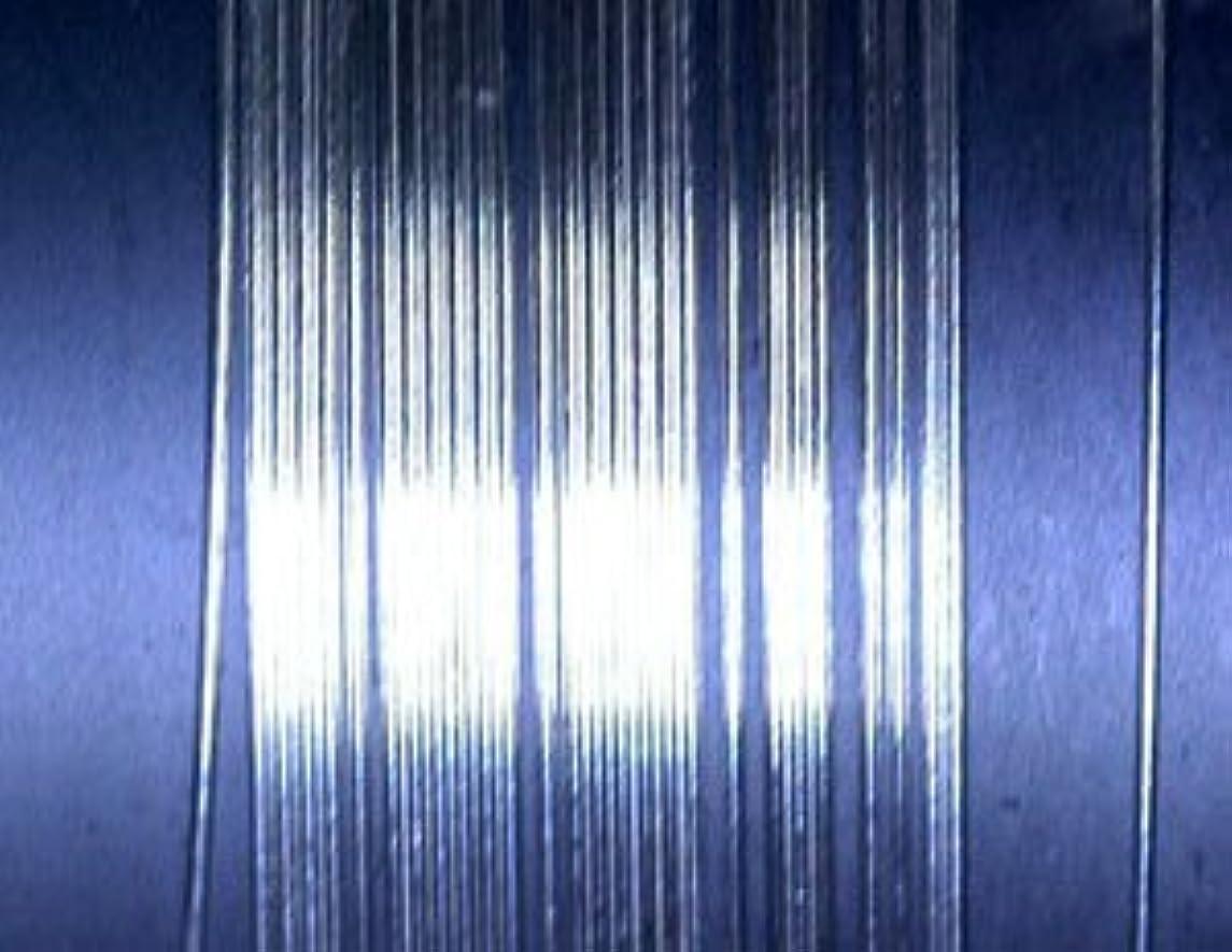 uGems 28 Gauge Sterling Silver 925 Silver Round Wire Soft 0.013