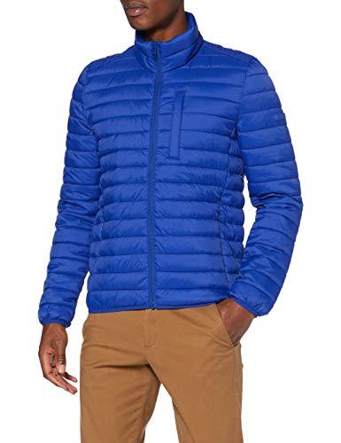 ESPRIT Herren 990EE2G302 Jacke, 410/BRIGHT Blue, XXL