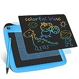 Lavagna LCD Enotepad 1 Confezione, Blocco per Tablet Elettronico Colorato per Bambini da 9 Ppollici, Lavagna Elettronica per l'ufficio Scolastico a Casa (Blu)