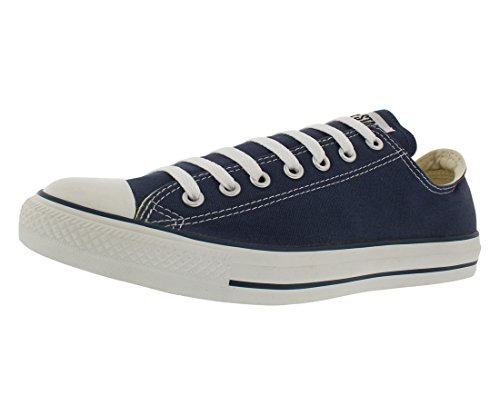 Converse Unisex Chuck Taylor All Star Ox Low Top Navy Sneakers - 7.5 Men 9.5 Women