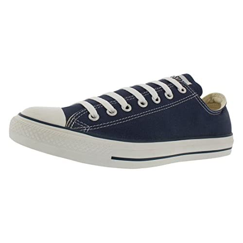 Converse Chuck Taylor all Star Low Top, Scarpe da Ginnastica Unisex-Adulto, Blu Navy, 36.5 EU