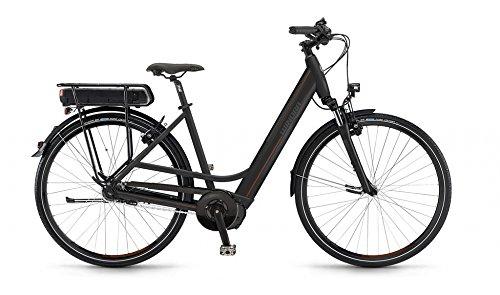 Winora Y170.F Yamaha Elektro Fahrrad/Trekking eBike 2016 (Schwarz, 46 cm)