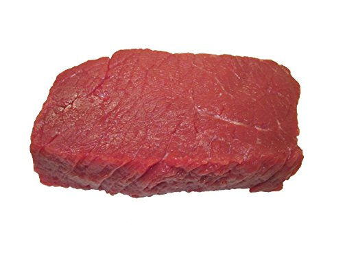 Bison Sirloin Premium Center Cut 8 oz. Steaks (Case of...