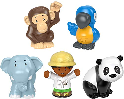 Fisher-Price Little People Go Wild Figure Pack