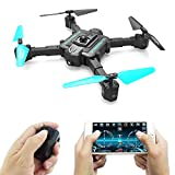 FAITHPRO Mini RC Battle Drones with Infrared Emission, Quadcopter with 2.4GHz WiFi Altitude Hold Function Headless Mode, 3D Flips Gravity Sensor Fighting Flying Toys for Kids and Adults, 2 Pack