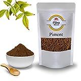 Flora Blossom Piment Pulver - Nelkenpfeffer Ganz Lieblich Fein Gemahlen - Natürlich Ohne Zusätze - Gourmet Qualität (100 GR)