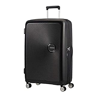 American Tourister Soundbox Spinner Valigia , Nero (Bass Black),Spinner L (77 cm - 110 L) (B06Y3FD2KQ) | Amazon price tracker / tracking, Amazon price history charts, Amazon price watches, Amazon price drop alerts