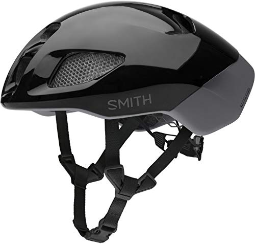 Smith Optics Ignite MIPS Adult Cycling Helmet - Black/Matte Cement | Medium