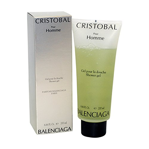 Cristobal Men Pour Homme Balenciaga Duschgel Showergel 200 ml