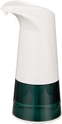 ソープディスペンサー  自動 泡タイプ ハンドソープディスペンサー オート センサー 吐出量2段階調整  フォーム自動非接触  キッチン  バスルーム 病院 学校 などに適合 IPX4防水 300ml