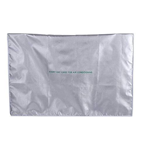 Klimaanlagen Abdeckung, wasserdichte staubdichte Außenklimaanlage-Schutzhülle Home Window Unit(3p(92 * 35 * 69))