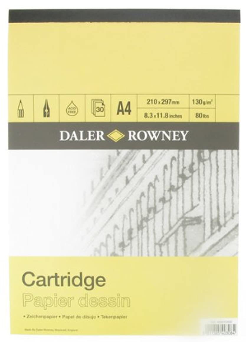 Daler Rowney A Series Cartridge Pad A4