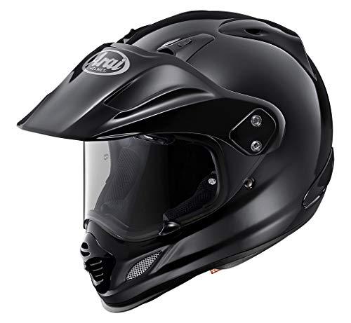 Neue ARAI TOUR-X 4 SOLID Motorradhelm In Metallic schwarz