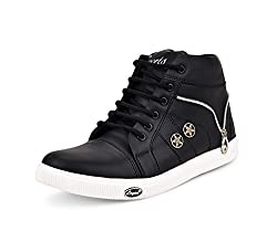 Essence Mens  High Top Synthetic Shoes