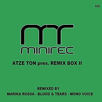 Atze Ton Pres. Remix Box II