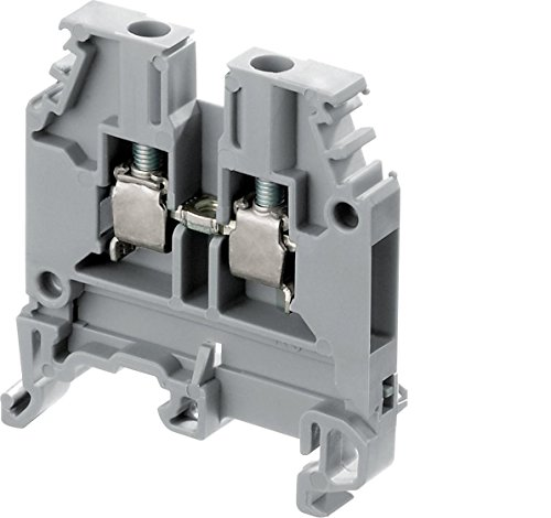 ABB M6/8.P Verde, Amarillo - Electrical terminal block (40,5 mm, 8 mm, 43,5 mm)