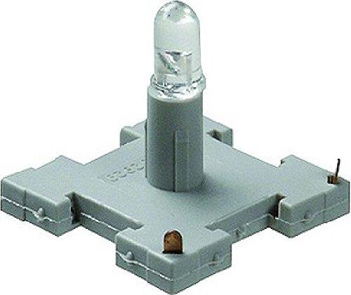 Gira 049718 LED-Beleuchtungseinsatz, 0.7 mA, weiß