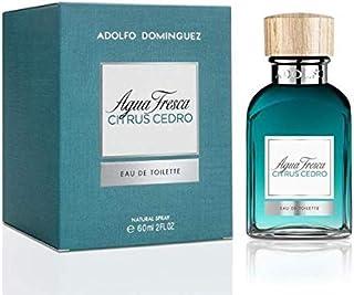 Perfume para hombre Agua Fresca Citrus Cedro Adolfo Dominguez EDT