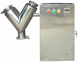 JIAWANSHUN New Mini V Type Powder Mixer/Powder Mixing Machine 2L 2kg VH-5 (110V)